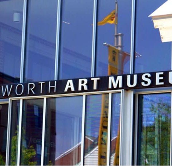 Farnsworth Art Museum front
