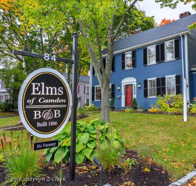 Elms of Camden B&B