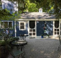 2 cottages of Elms of Camden B&B