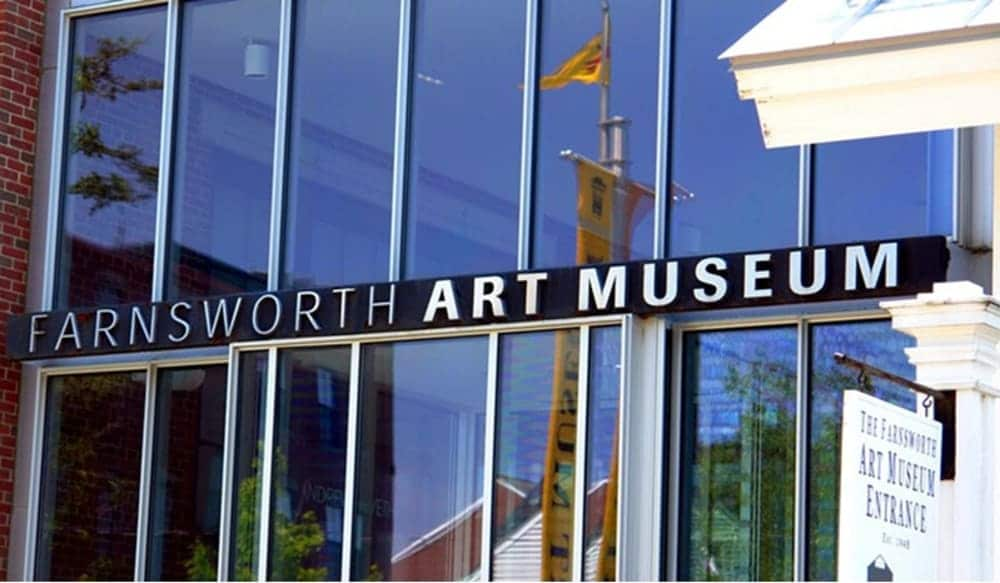Farnsworth Art Museum front